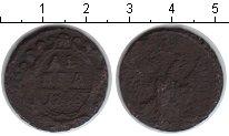 Изображение Монеты 1741 – 1761 Елизавета Петровна 1 деньга 1748 Медь