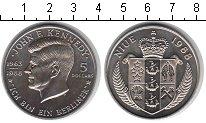 Изображение Монеты Ниуэ 5 долларов 1988 Медно-никель  Дж. Кеннеди