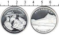 Изображение Монеты Северная Корея 30.000 вон 2010 Серебро Proof-