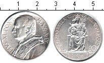 Изображение Монеты Ватикан 10 лир 1930 Серебро XF