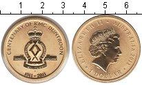 Изображение Мелочь Австралия 1 доллар 2011  Proof- Елизавета II