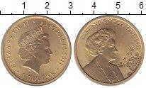 Изображение Мелочь Австралия 1 доллар 2011  Proof- Елизавета II. Нелли