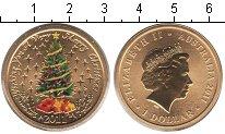 Изображение Мелочь Австралия 1 доллар 2011  UNC