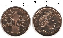 Изображение Монеты Австралия 1 доллар 2012  UNC- Елизавета II