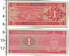 Изображение Боны Антильские острова 1 гульден 1970  UNC