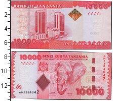 Изображение Боны Танзания 10.000 шиллингов 0  UNC /
