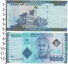 Изображение Боны Танзания 1000 шиллингов 0  UNC