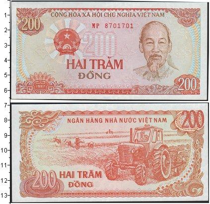 Картинка Боны Вьетнам 200 донг  1988