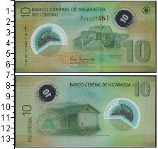 Изображение Боны Никарагуа 10 кордоба 2007  UNC
