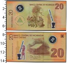 Изображение Боны Никарагуа 20 кордоба 2007  UNC