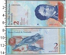 Изображение Боны Венесуэла 2 боливара 2012  UNC