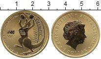 Изображение Мелочь Австралия 1 доллар 2012  UNC- Елизавета II.