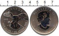 Изображение Мелочь Канада 5 долларов 2014 Серебро UNC-