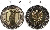 5 злотых биметалл дгр монеты список