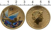 Изображение Мелочь Австралия 1 доллар 2013  UNC- Елизавета II.