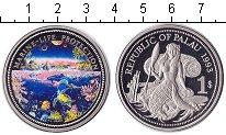 Изображение Мелочь Палау 1 доллар 1993 Медно-никель Proof