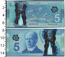 Изображение Боны Канада 5 долларов 2013  UNC