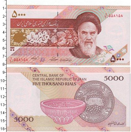 Картинка Боны Иран 5.000 риалов  0
