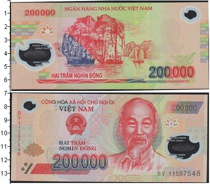 Картинка Боны Вьетнам 200.000 донг  0