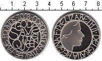 Изображение Монеты Великобритания 5 фунтов 2003 Медно-никель Proof Золотой юбилей корон