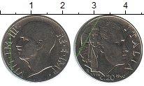 Изображение Монеты Италия 20 сентесим 1940 Медно-никель XF Виктор Эмануил III