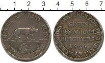 Изображение Монеты Анхальт 1 талер 1846 Серебро XF