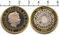 Изображение Монеты Великобритания 2 фунта 2006 Биметалл Proof