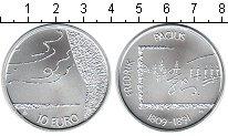 Изображение Монеты Финляндия 10 евро 2009 Серебро UNC 200 лет со дня рожде