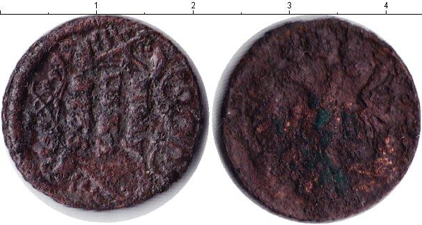 Картинка Монеты 1730 – 1740 Анна Иоановна 1 полушка Медь 0
