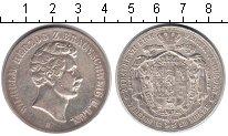 Изображение Монеты Брауншвайг-Люнебург 2 талера 1855 Серебро XF Вильгельм