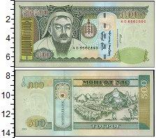 Изображение Боны Монголия 500 тугриков 2003  UNC /