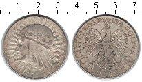 Изображение Монеты Польша 10 злотых 1932 Серебро