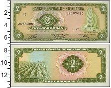 Изображение Боны Никарагуа 2 кордоба 1972  UNC