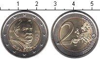 Изображение Мелочь Италия 2 евро 2012 Биметалл  Дж.Пасколи.