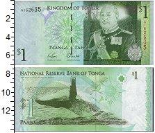 Изображение Боны Тонга 1 паанга 0  UNC-