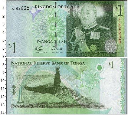 Картинка Боны Тонга 1 паанга  0