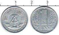 Изображение Барахолка ГДР 1 пфенниг 1968
