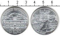 Изображение Монеты Австрия 10 евро 2004 Серебро UNC- Замок Шенбрунн.