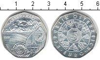 Изображение Монеты Австрия 5 евро 2003 Серебро UNC-