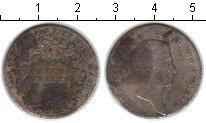 Изображение Монеты Пруссия 1/6 талера 1822 Серебро