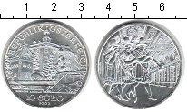 Изображение Монеты Австрия 10 евро 2002 Серебро UNC- музыканты