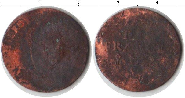 Картинка Монеты Франция 1 лиард Медь 0