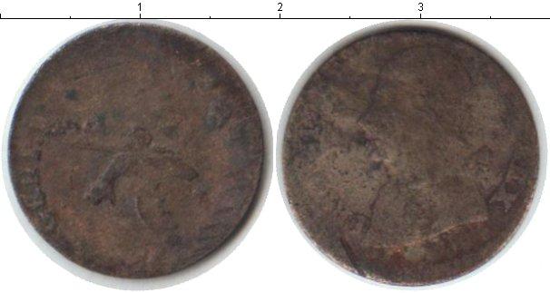 Картинка Монеты Пруссия 3 крейцера Серебро 0