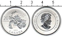 Изображение Монеты Канада 20 долларов 2013 Серебро Proof- Санта Клаус