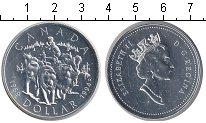 Изображение Монеты Канада 1 доллар 1994 Медно-никель UNC- Елизавета II.