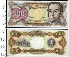 Изображение Боны Венесуэла 100 боливар 1994  UNC-