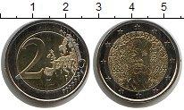 Изображение Мелочь Финляндия 2 евро 2013 Биметалл UNC-
