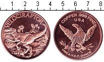 Изображение Мелочь США 1 унция 0 Медь UNC