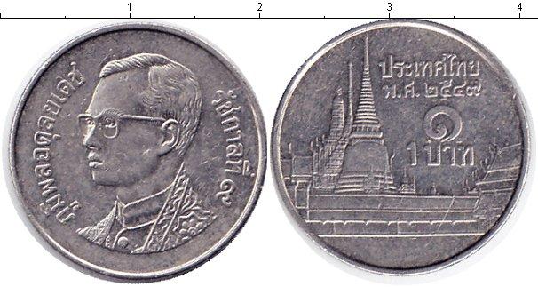 Картинка Барахолка Таиланд 1 бат  2006