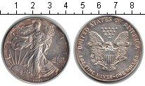 Изображение Монеты США 1 доллар 1993 Серебро XF